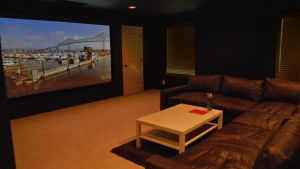 Bellevue Home Theater small