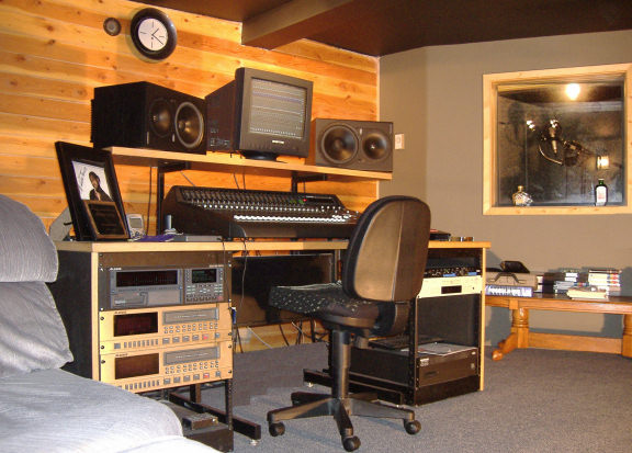shellshock recording studio spokane theater design northwest. Black Bedroom Furniture Sets. Home Design Ideas
