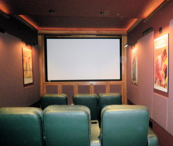 Island County Wa Home Theater Design Theater Design Northwest