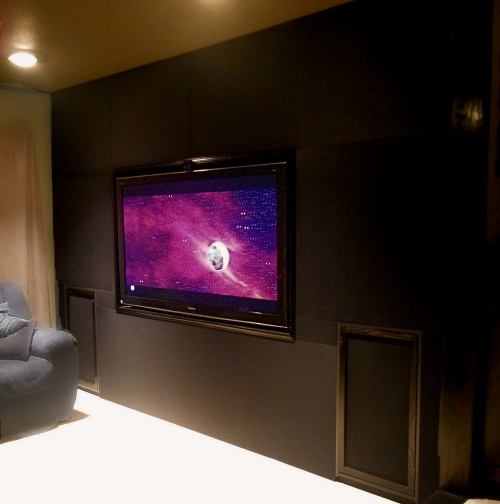 Seattle Area Thx Certified 3d Home Theater With 9 1 Surround Sound Theater Design Northwest
