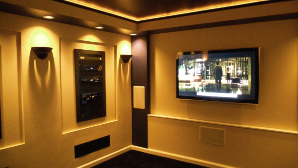 from elaborate themed theaters to clean contemporary designs our team has the in house skills to seamlessly execute it for you - Home Theater Designers