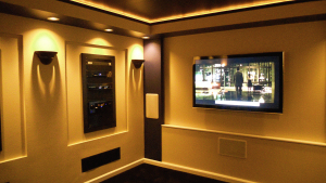 5.1 Home Theater by Theater Design Northwest in Auburn, WA