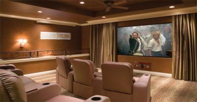 Stewart Home Theater Screen