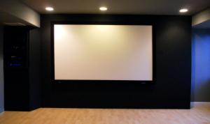 Custom THX home theater by Theater Design Northwest