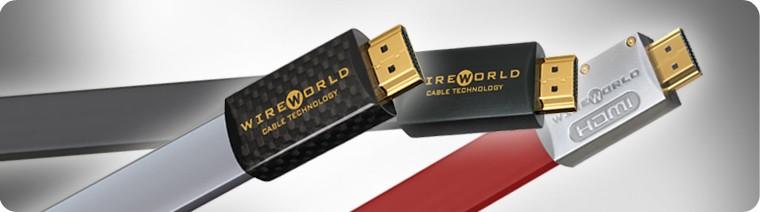 Theater Design Northwest is an authorized Wireworld dealer
