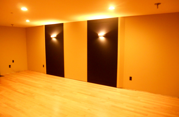 Acoustic design by Theater Design Northwest
