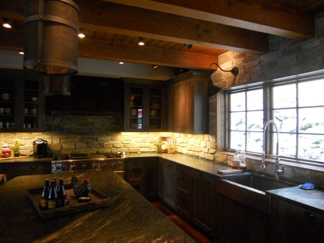 Home theater design in the Seattle area.