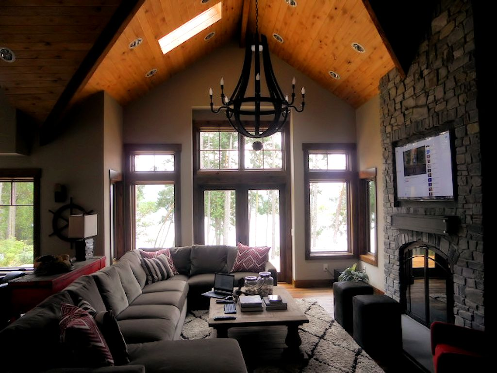 Home Theater Design and install in Bellingham and Seattle