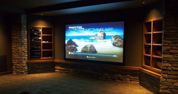 High End audio-video by Theater Design Northwest in Seattle Area.